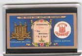 KING'S OWN SCOTTISH BORDERERS HERITAGE FRIDGE MAGNET